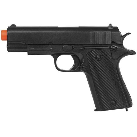 Pistola Airsoft Spring 1911 Mod. Zm04 Cal. 6mm Cyma