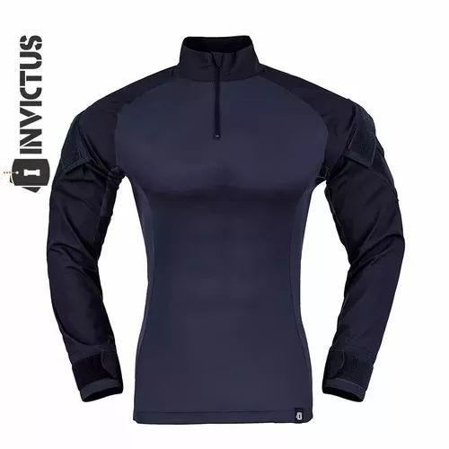 Camisa Raptor Azul GM Invictus