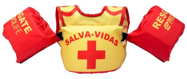 Colete Salva-Vidas Kids Homologado - Resgate Prolife