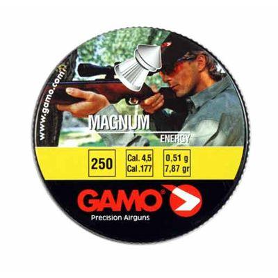 Chumbinho Magnum 4,5mm 250 Unidades Gamo