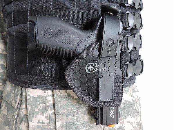 Mini Coldre CM2010 Cia Militar