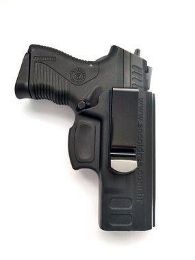 Coldre Velado para Pistola 838c (SC089) - Só Coldres