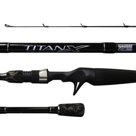 Vara MS Titanx TTX-C561ML 1,68m 6-14lb Marine Sports