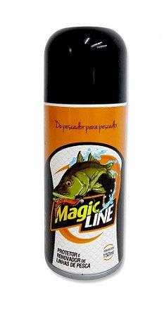 Spray Magic Line Renovador de Linhas Monster 3x