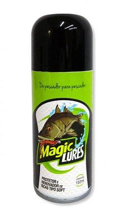 Spray Magic Lure Renovador de Iscas Monster 3x