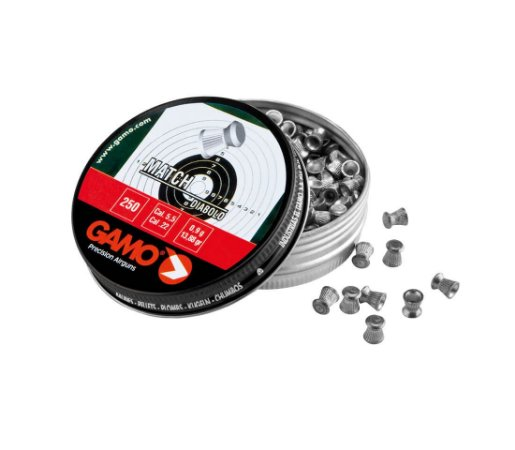 Chumbinho Match Diabolo 5,5mm - Gamo