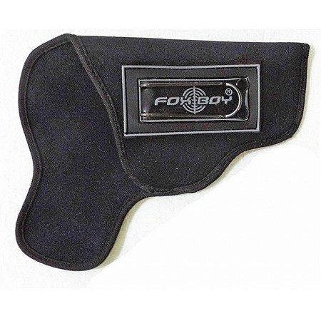 Coldre Velado de Neoprene Premium Glock - Fox Boy