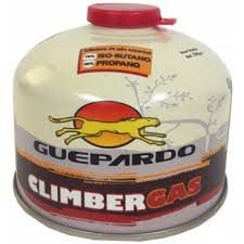 Cartucho de Gás 230g Climber - Guepardo