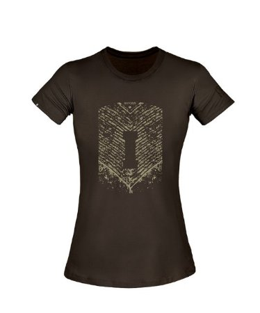 T-Shirt Concept Oficial Feminina - Invictus