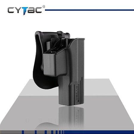 Coldre Externo Para Glock CY-TQG19-G3 - Cytac