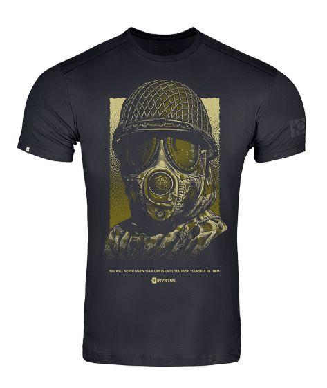 T-Shirt Concept Batalha - Invictus
