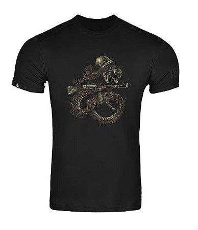 T-Shirt Concept Fumegante - Invictus