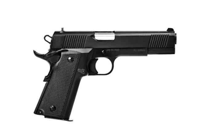 Pistola Imbel GC-MD2 Sem ADC Cal. 40