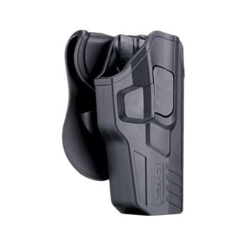Coldre Externo em Polímero Para Glock CY-G17G3 - Cytac