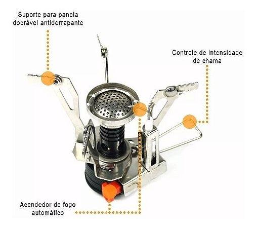 Fogareiro Portátil XL-1