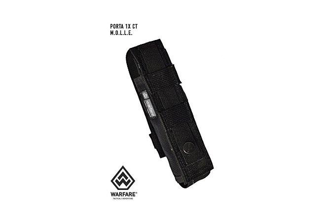 Porta Carregador 1x Carabina Taurus Cal .40 - Warfare