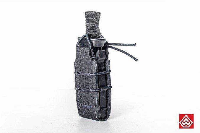 Porta Carregador Fast Mag Para Pistola - Warfare