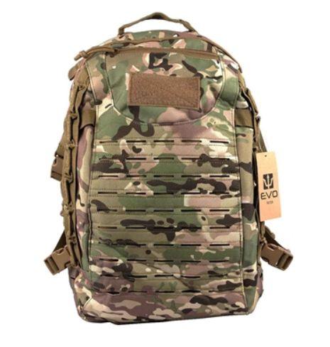 Mochila Tática Laser Cut Backpack Komodo Land - Evo Tactical