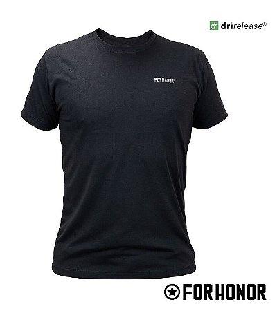 T-Shirt Tática - ForHonor