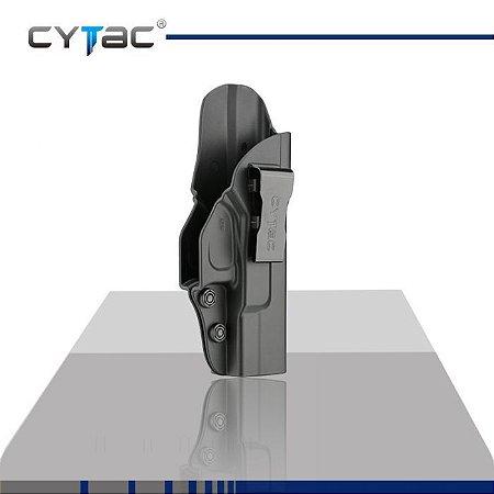 Coldre Velado Para Glock CY-IG19 - Cytac