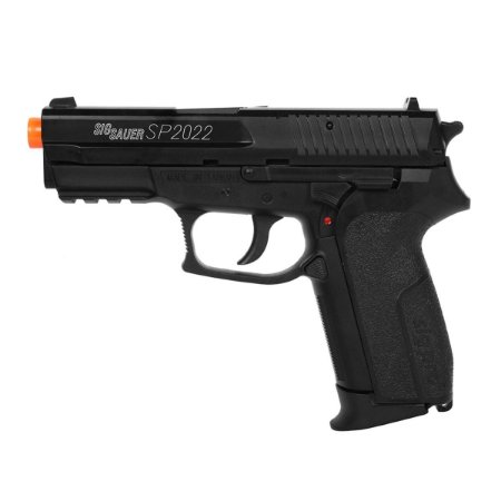 Pistola Airsoft Sig Sauer SP2022 Co2 - Cybergun