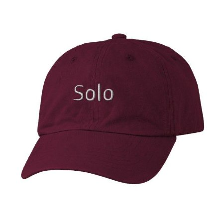 Boné Canvas - Solo