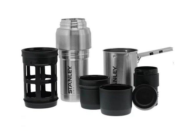 Sistema Para Armazenar e Preparar Café - Stanley