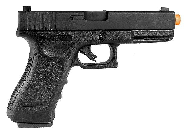 Pistola Airsoft HFC G18 GBB
