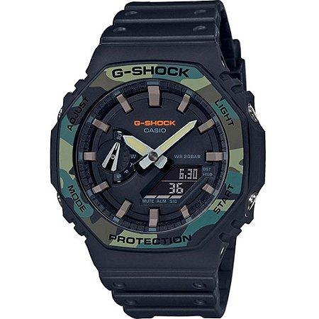 Relógio Casio GA-2100SU-1ADR - G-Shock
