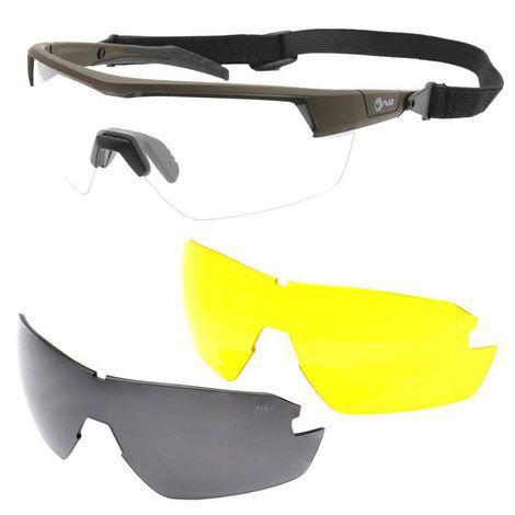Óculos de Proteção Balística - T9096 - AVB