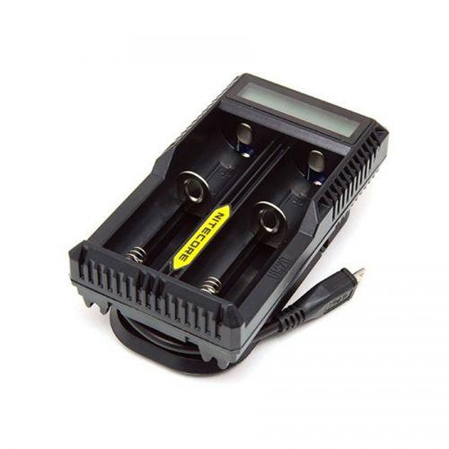 Carregador para Baterias de Lítio Nitecore UM20