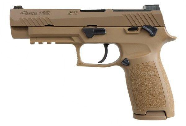 Pistola P320 M17 Coyote   Sig Sauer