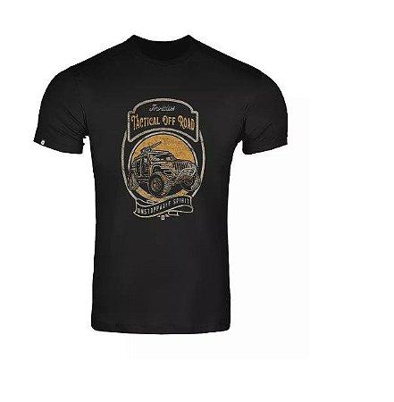 T-Shirt Concept 4X4 Spirit - Invictus