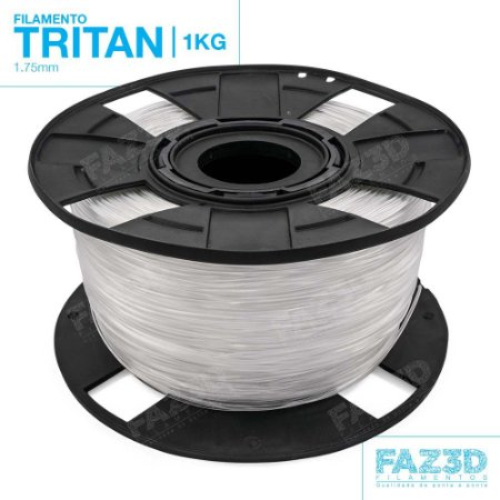 Filamento Tritan 1.75mm Natural - 1Kg