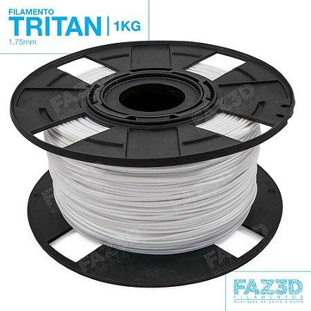 Filamento Tritan 1.75mm Branco - 1Kg
