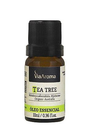 Óleo essencial de Tea tree (Melaleuca alternoflia)