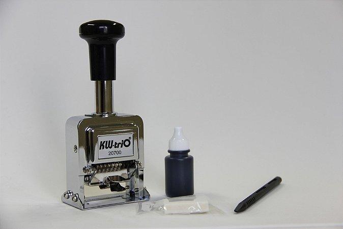 Carimbo Numerador Automático Sequencial 2070