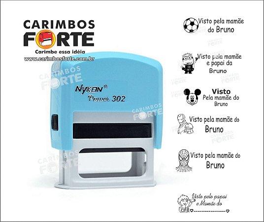 Carimbo Nykon 302
