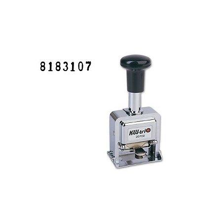 Carimbo Numerador automático KW-trio 20700