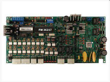 PLACA CONTROLADORA PARA PLATAFORMAS HIDRÁULICA V3.2 (PARA EQUIPAMENTO DESCONTiNUADO )(FW 36217) (CÓDIGO DA PLACA 46876R)