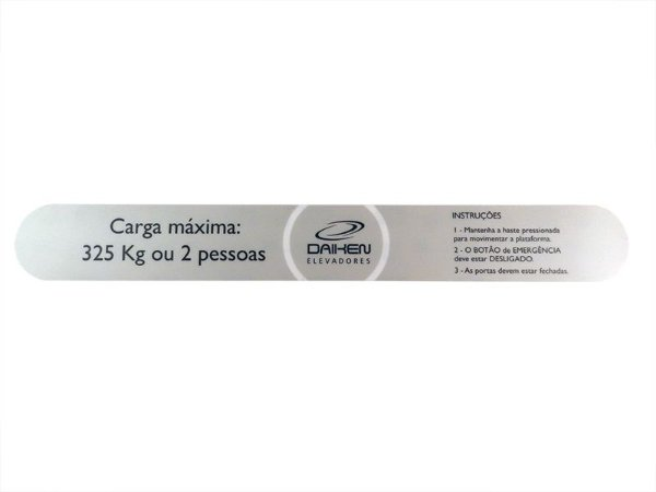 49959R - ADESIVO PAINEL DE COMANDO COM JOYSTICK (LED)