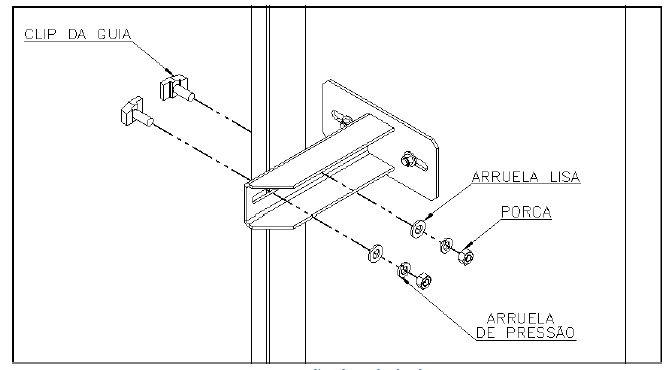 KIT PAR SUPORTE DE GUIAS PLATAFORMAS (EN01-A-D9973)