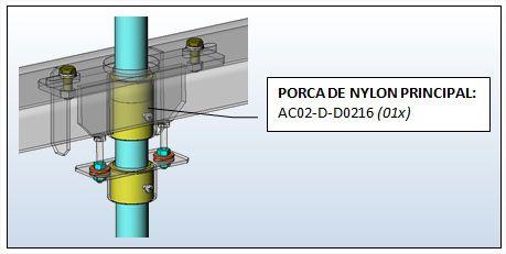 PORCA PRINCIPAL DO FUSO AC02 (AC02-D-D0216) 22587