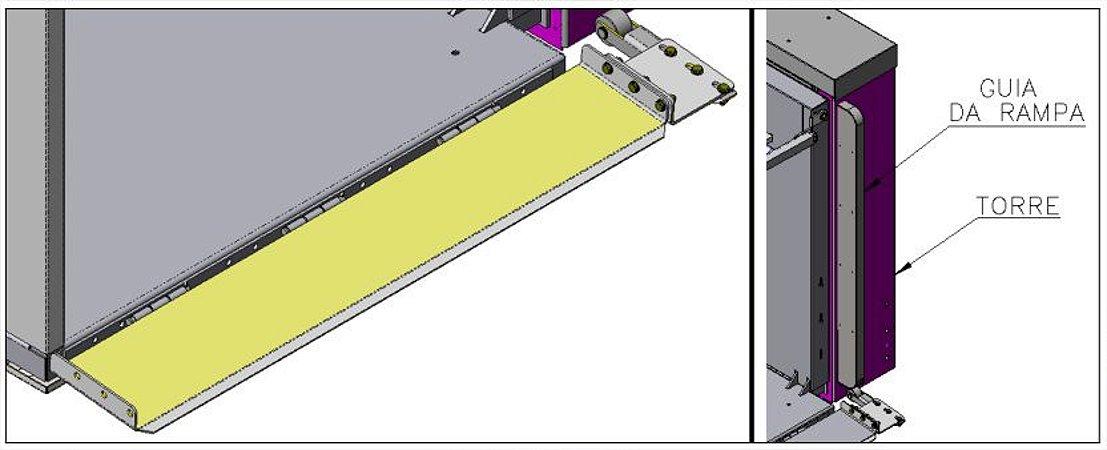 FLAP para AC02 - Torres V160-V200 - BASE 900x1400 ( 51872 )