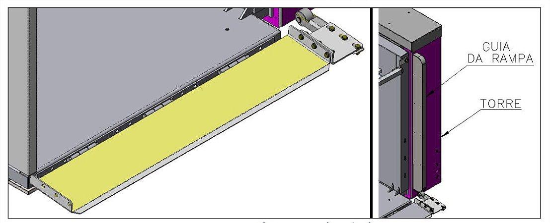 KIT FLAP AC02 BASE 900 TORRE V230 ( 52677 / AC02-A-D7985 )