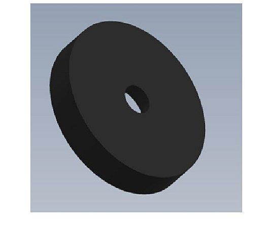 HL02-G-D0170 - BATENTE BORRACHA PORTA LATERAL - HL02 2012 (1 peça)