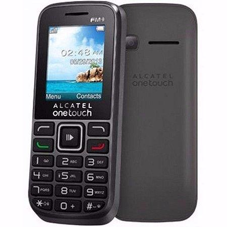 Celular Alcatel Onetouch 1041 Desbloqueado Preto 2 Chips