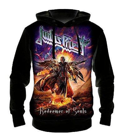 JUDAS PRIEST - Redeemer of Souls - Casaco de Moletom Rock Metal