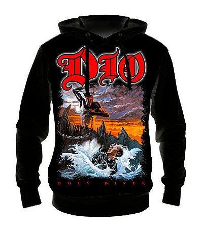 DIO - Holly Driver - Casaco de Moletom Rock Metal