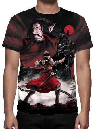 CASTLEVANIA - Netflix - Camiseta de Animes